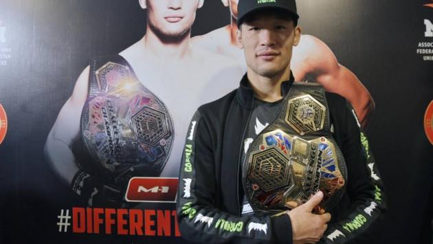 """""""Казахстану не хватает таких бойцов, как я"""". Большое интервью Рахмонова - о UFC, победе, характере воина и молитве"""