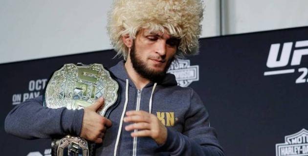 Пояс Хабиба может достаться Конору? В UFC сделали заявление
