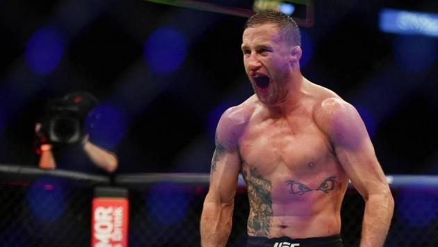 """""""Я номер один"""". Гэтжи прокомментировал поражение от Хабиба на UFC 254"""