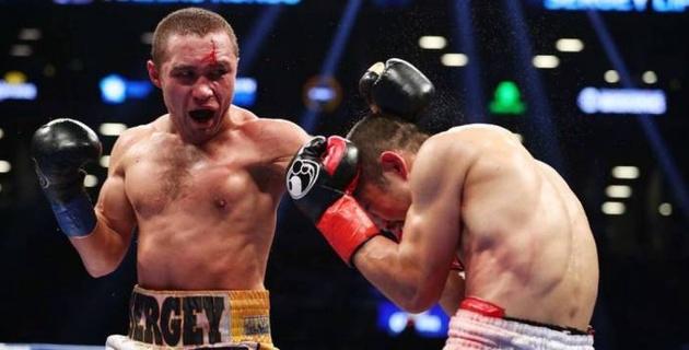 Уроженец Казахстана не смог завоевать титул временного чемпиона IBF