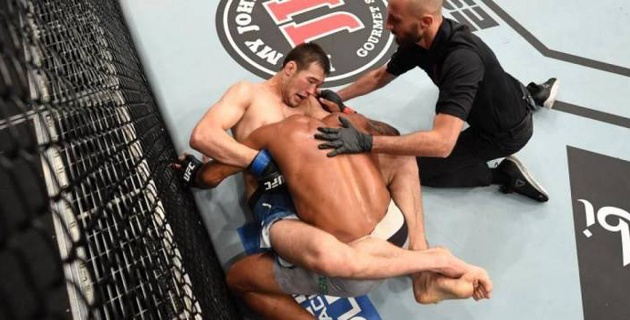 Задушил бразильца, одержал 13-ю победу кряду и удивил бойцовский мир. Разбор дебютного боя Шавката Рахмонова в UFC
