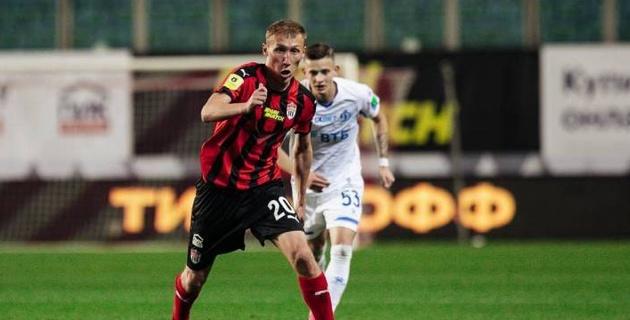 Исламбек Куат остался в запасе на матч с бывшим клубом Зайнутдинова