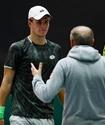 В Нур-Султане прошел первый день турнира ATP 250 Astana Open