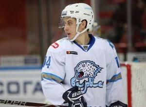 """Стал волком в """"Барысе"""": Кертис полюбил бешбармак и решил выступать за Казахстан. А еще поиграл в НХЛ и дружит с Дицем"""