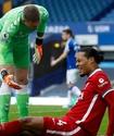 Английский вратарь нанял телохранителей из-за угроз фанатов