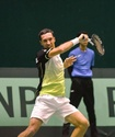 Михаил Кукушкин вышел в 1/8 финала на Astana Open