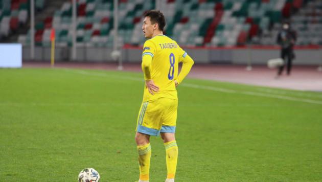 Футболист сборной Казахстана обыграл соперника финтом Зидана и заслужил внимание УЕФА