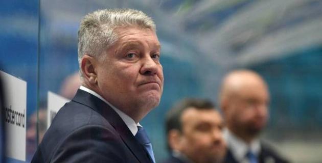 """Михайлису предложили зарезать барана после четвертого поражения """"Барыса"""" подряд"""