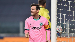 Лионель Месси установил рекорд Лиги чемпионов