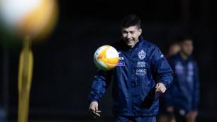 ЦСКА Зайнутдинова представил проморолик ко второму матчу в группе Лиги Европы