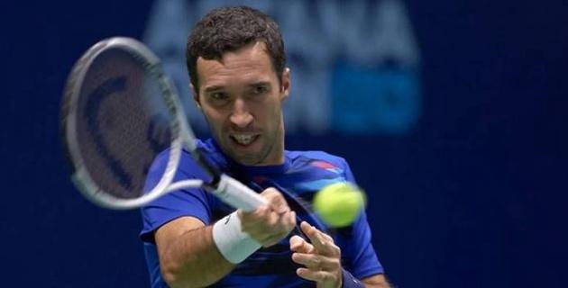 Кукушкин обыграл первую ракетку турнира Astana Open