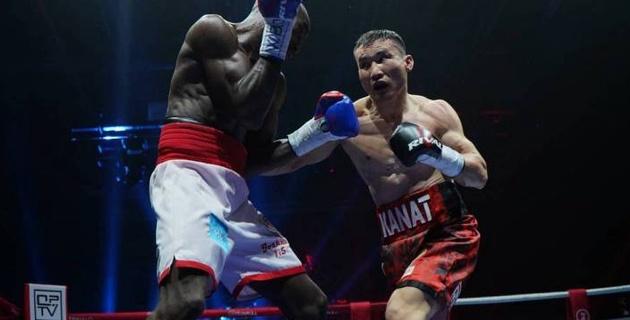 В США высказались о шансах Каната Ислама получить бой с чемпионом мира в среднем весе