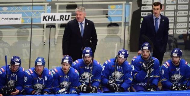 "Тренер ""Барыса"" высказался о домашней победе над ""Куньлунем"" в КХЛ"