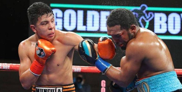 Видео боя, или как вероятный соперник Головкина из Мексики завоевал титул от WBO