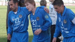"""Самый возрастной футболист, главный тренер и директор клуба. Как сейчас выглядят чемпионы-2004 в составе """"Кайрата"""""""