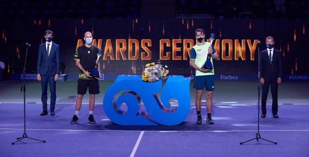 Определился победитель турнира ATP 250 Astana Open