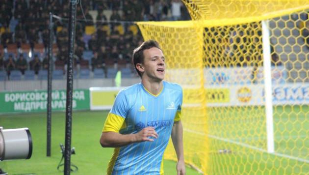 """Клуб экс-игрока """"Астаны"""" упустил победу на 10-й компенсированной минуте в матче с пенальти и двумя удалениями"""