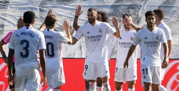 """Игрок """"Реала"""" сдал положительный тест на коронавирус перед матчем в Лиге чемпионов"""