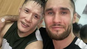 """""""Скоро будем вместе газовать в Америке!"""". Казахстанские бойцы UFC анонсировали громкие новости"""