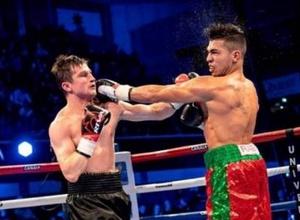 Видео нокаута, или как казахстанского боксера вырубили за 30 секунд до окончания боя