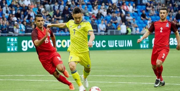 Билек вернул Логвиненко и Мужикова в сборную Казахстана