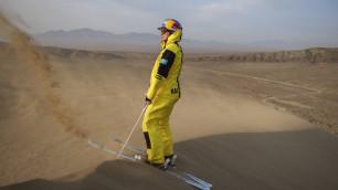 Призерка Олимпиады из Казахстана приняла участие в необычной фотосессии