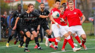 Казахстанский футболист помог европейскому клубу обыграть конкурента в чемпионате