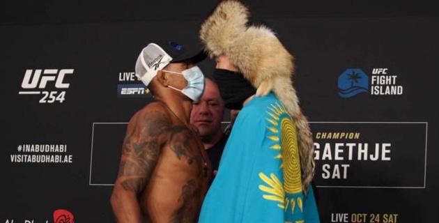 Рахмонов выступает за Узбекистан? У официального сайта UFC свое мнение