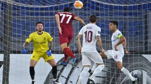 Клуб футболиста с опытом игры в Казахстане потерпел сокрушительное поражение в группе Лиги Европы