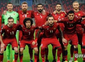 Четыре футболиста казахстанских клубов вызваны в сборную Армении