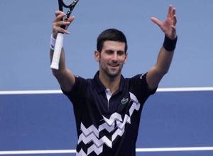 Джокович в шестой раз завершит год в статусе первой ракетки мира