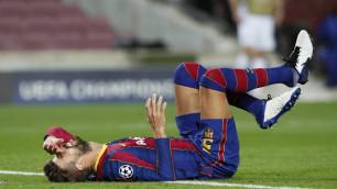 """""""Барселона"""" может расстаться с пятью футболистами зимой"""