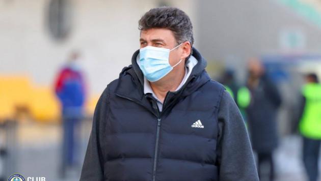 """Цхададзе перед матчем с """"Кайратом"""" объявил о своем уходе из """"Ордабасы"""""""