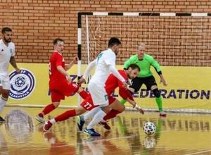 Определено место проведения второго круга чемпионата Казахстана по футзалу