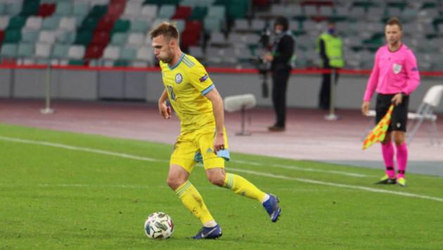 Дебютант сборной Казахстана из европейского клуба заразился коронавирусом