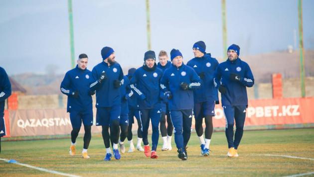 Qazsport покажет ближайшие матчи сборной Казахстана по футболу
