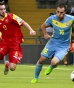 Одни разгромы, или как ранее сборная Казахстана играла с Черногорией