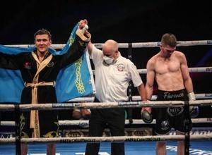 Чемпион Азии из Казахстана завоевал титул WBC во втором бою в профи