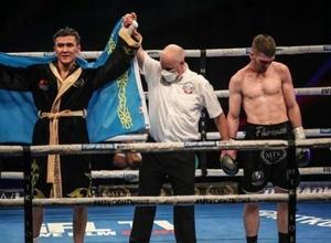 В Великобритании восхитились победой казахстанского боксера в бою за титул от WBC