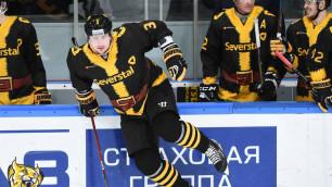 Казахстанский клуб расторг контракт с защитником с опытом игры в КХЛ и выбрал нового тренера