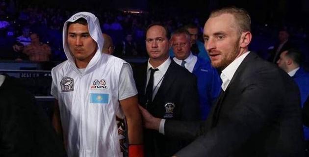 Непобежденный казахстанец с титулом от WBC узнал дату следующего боя и соперника