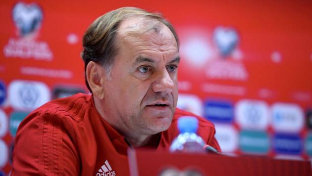 Вайсс покинул сборную Грузии и собрался вернуться в Казахстан