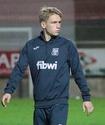 Футболист молодежной сборной Казахстана дебютировал за испанский клуб