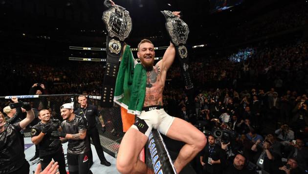 Глава UFC высказался о статусе боя МакГрегор - Порье