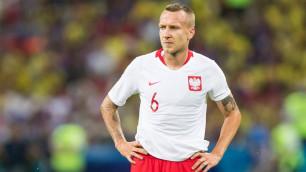 """Игрок """"Кайрата"""" вышел на замену и за 15 минут удалился в матче Лиги наций. Его сборная проиграла Италии"""