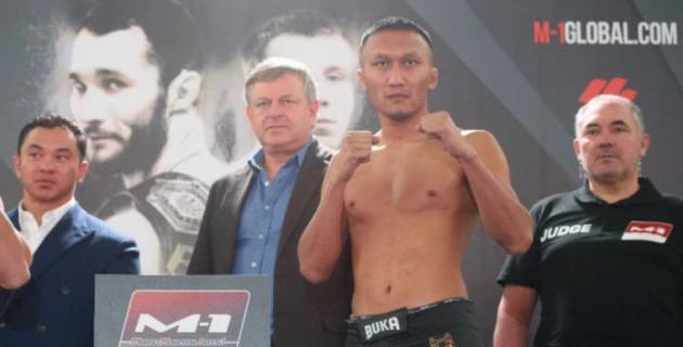 Казахстанец проведет поединок с братом непобежденного бойца UFC