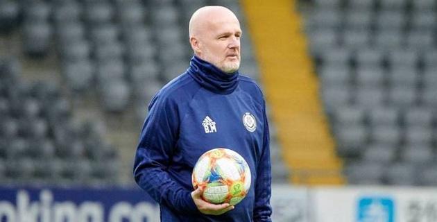 Михал Билек покидает пост главного тренера сборной Казахстана по футболу