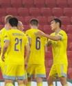 Гол футболиста сборной Казахстана с центра поля номинировали на звание лучшего в году