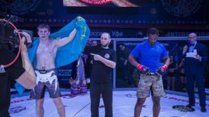 Попадет в лучшую лигу мира? Казахстанский боец примет участие в реалити-шоу президента UFC