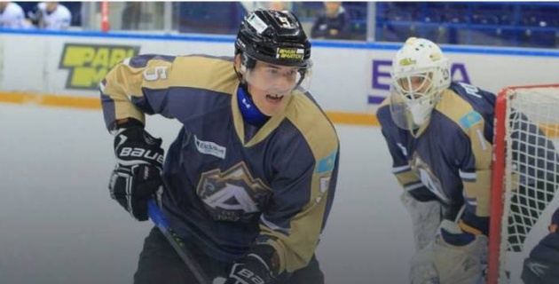 Появились подробности о состоянии хоккеиста, потерявшего сознание во время матча чемпионата Казахстана